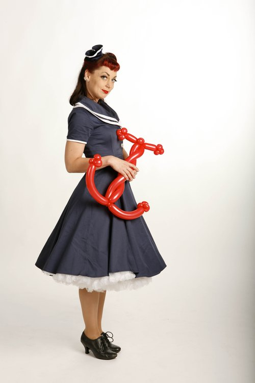 Sailor balloon twister