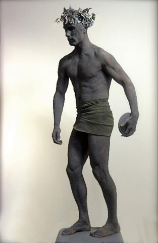 discus thrower - olympian